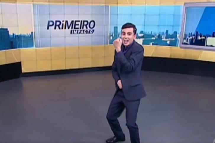 Dudu Camargo Silvio Santos