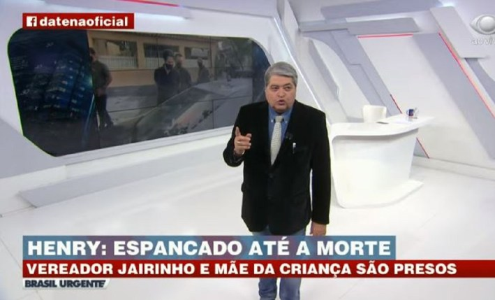 José Luiz ficou chateado (Foto: Reprodução)