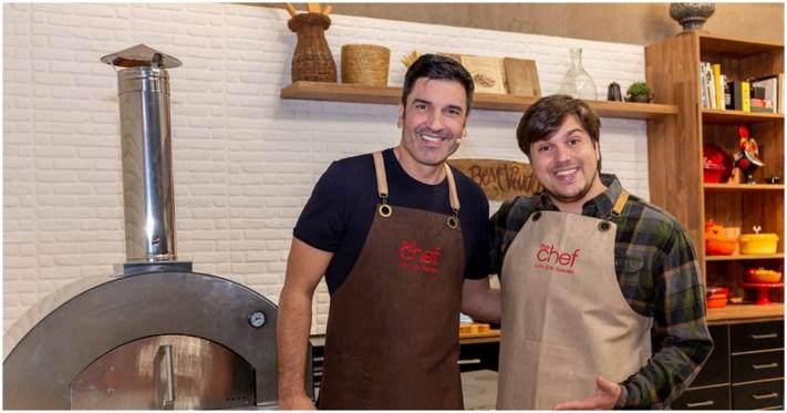 Edu Guedes perde a paciência mais uma vez no programa The chef