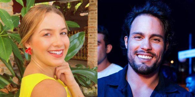 Ex de Gabriel Diniz assuniu namoro com bonitão (Foto: Reprodução)