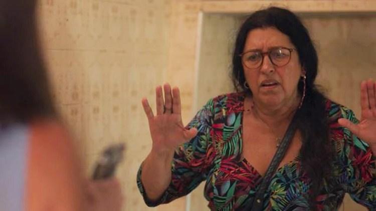 Amor de Mãe: Lurdes encontrará Danilo após fugir de cativeiro (Foto: Reprodução)