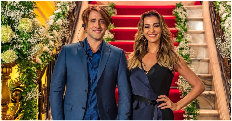 Mônica Martelli se declara para Paulo Gustavo em Instagram