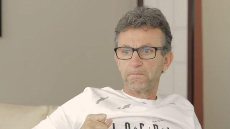 Neto, apresentador da Band, após ter contraído Covid-19, realizará cirurgia (Foto: Reprodução)