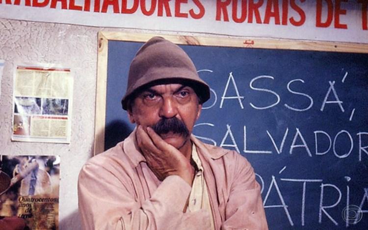 Resumo O Salvador da Pátria (Foto: Divulgação)