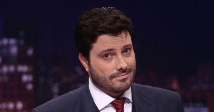 Danilo Gentili Covid-19