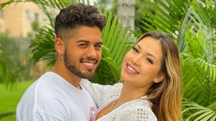 Zé Felipe e Virgínia Fonseca (Foto: Reprodução)