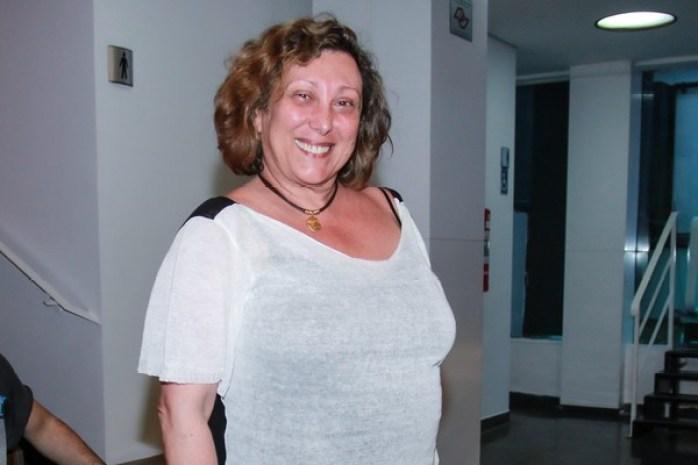Bárbara Bruno, irmã de Beth Goulart, que está intubada (Foto: Reprodução)