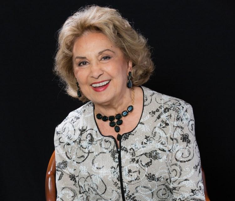 Famosos fazem homenagem a veterana Eva Wilma (Foto: Reprodução)