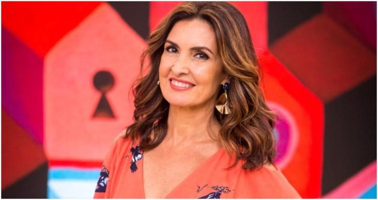 Fátima Bernardes é ignorada pela produção do seu programa