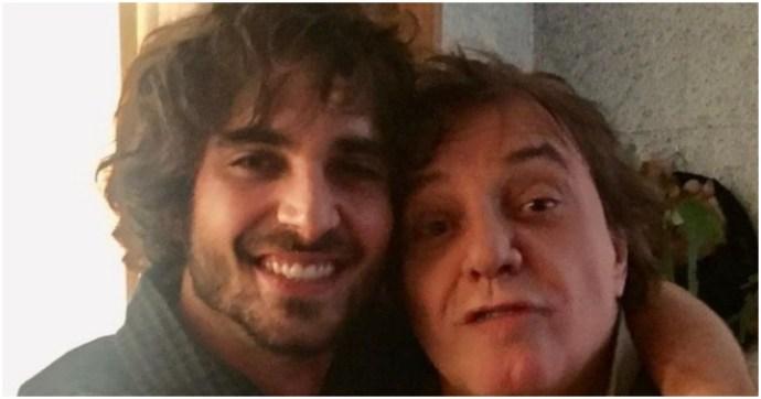 Fiuk é filho do cantor, Fábio Jr. (Foto: Reprodução)