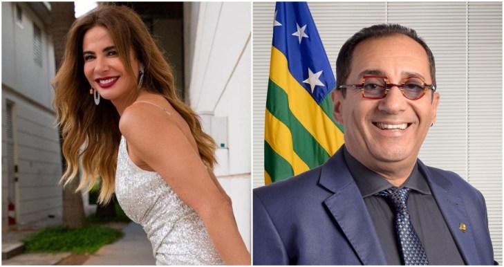 Luciana Gimenez quebra silêncio e faz desabafo sobre críticas que recebeu de Jorge Kajuru