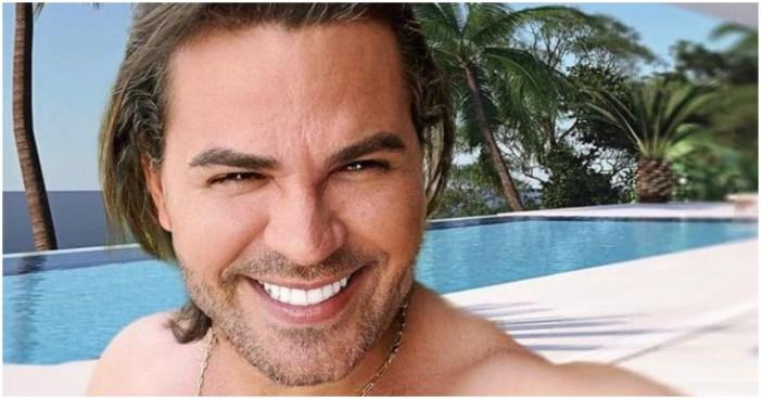 Eduardo Costa foi acusado de ser gay e se defendeu (Foto: Reprodução)