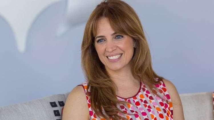 Poliana Abritta, apresentadora do Fantástico (Foto: Reprodução)