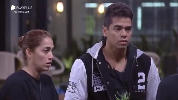Power Couple Brasil com apresentação de Adriane Galisteu