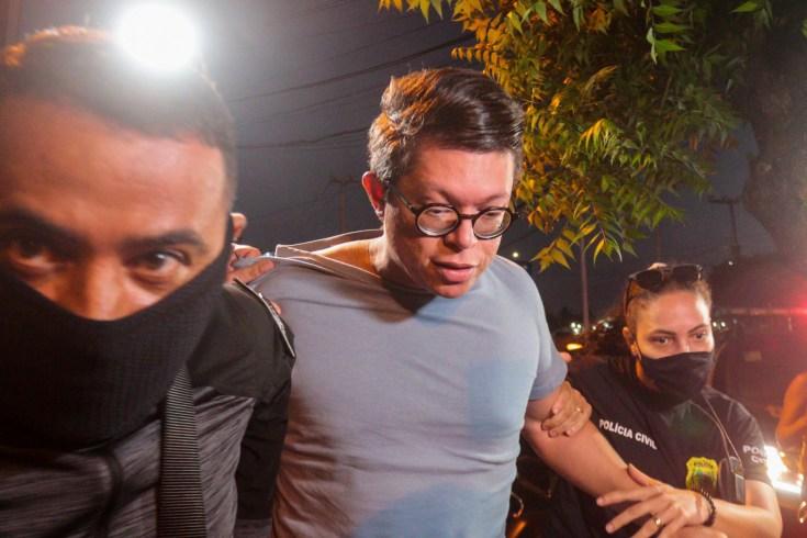 DJ Ivis é preso, André Quezado advogado tenta recurso (Foto: Reprodução)