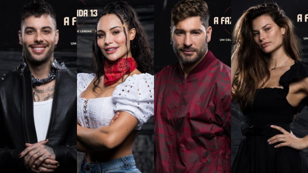 Enquete A Fazenda 2021: Gui Araújo, Aline Mineiro, Victor Pecoraro e Dayane Mello estão na roça; quem deve ficar?