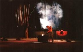 Iphigenia en Avlis III, Epidaurus 1992