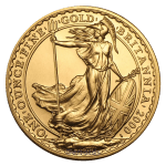 2012 Gold Britannia Coin