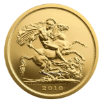 Quintuple Gold Sovereign