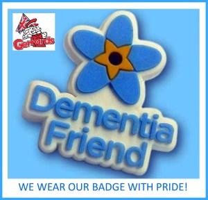 Dementia Friend FB AD-002
