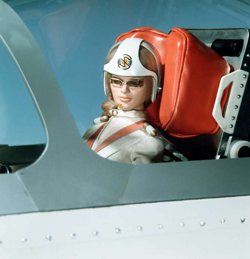 The Angels in Captain Scarlet Seek and Destroy