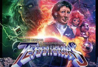 Terrahawks audio series 3 cover