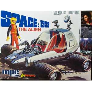 Space: 1999 Alien Moon Buggy Kit