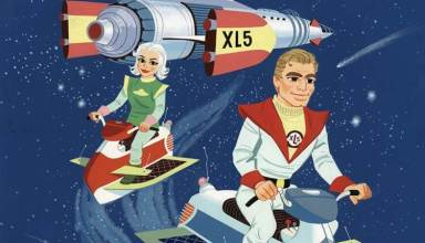 Fireball XL5 Book Artwork Up for Auction