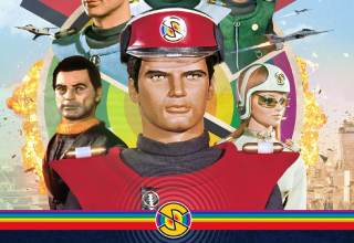 50th anniversary of Gerry Anderson's Captain Scarlet.
