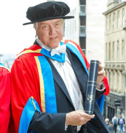 Doctor Steve Begg