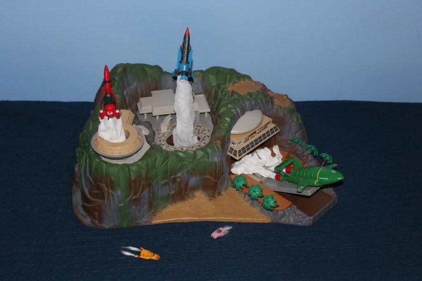 Matchbox Tracy Island