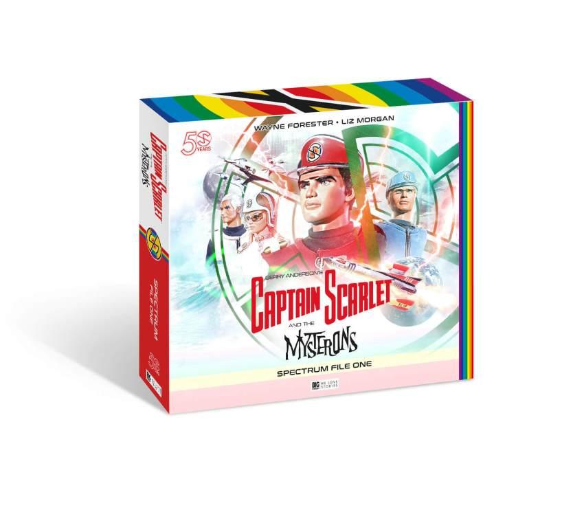 Captain Scarlet Audio Spectrum File 1