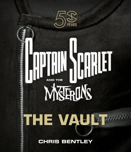 Captain Scarlet Vault Special Edition