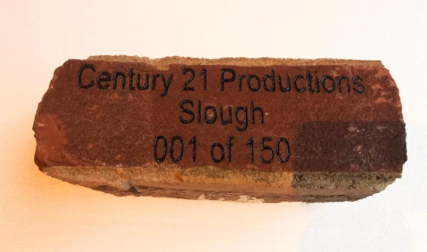 Slough Studio Bricks