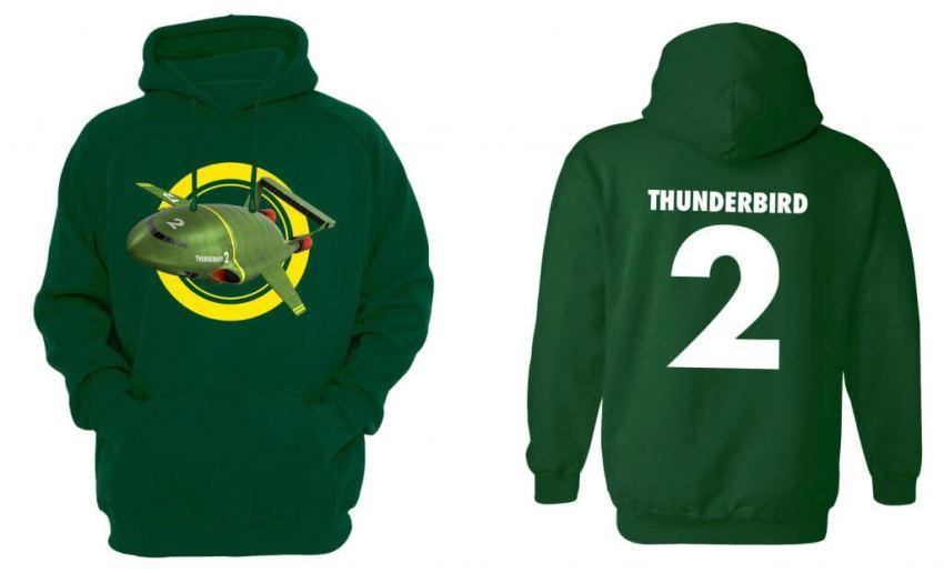 Thunderbird 2 hoodie