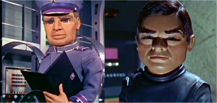 Gary Files provided voices for two characters in Thunderbird 6