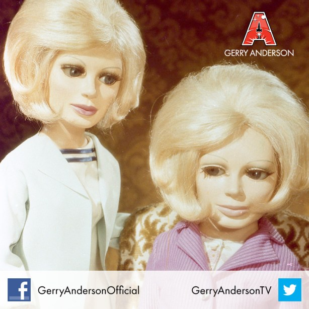 Lady-P meets Lady Penelope