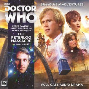 Doctor Who the Peterloo Massacre