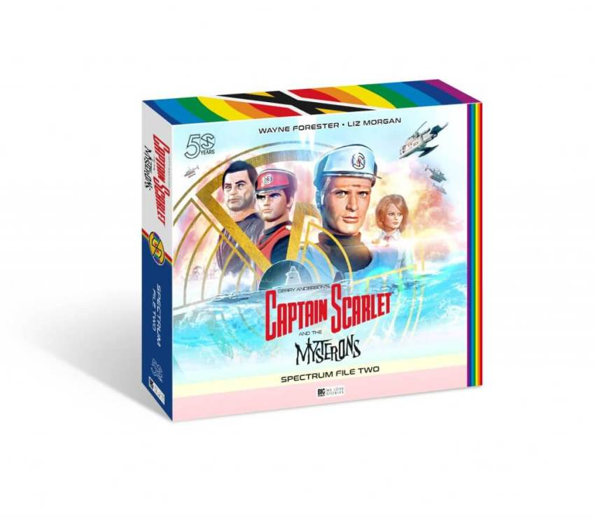 Captain Scarlet Audio Spectrum File 2