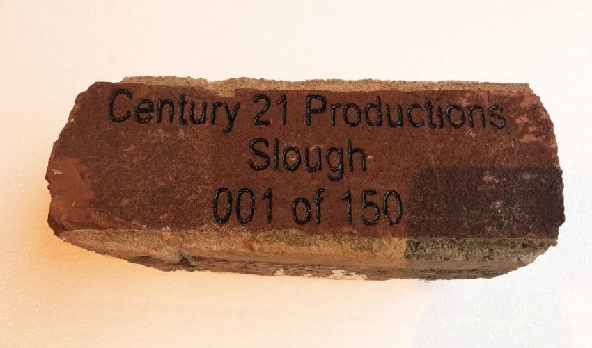Slough Studio Bricks