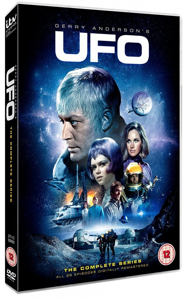 Brand New 2018 UFO Complete Series DVD Released!