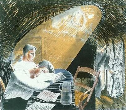 The Ward Room, 1941