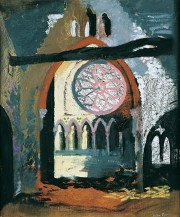 John Piper, Redland Park Congregational Church, Bristol, 1940