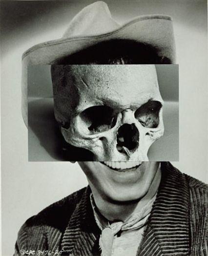 john-stezaker-skull