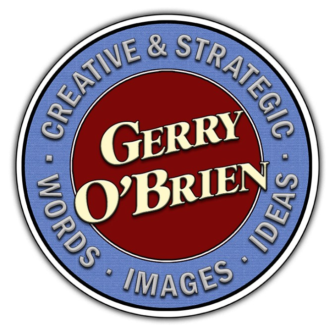 New Gerry O'Brien Logo