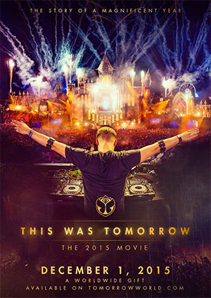 This Was Tomorrow The Tomorrowland Movie