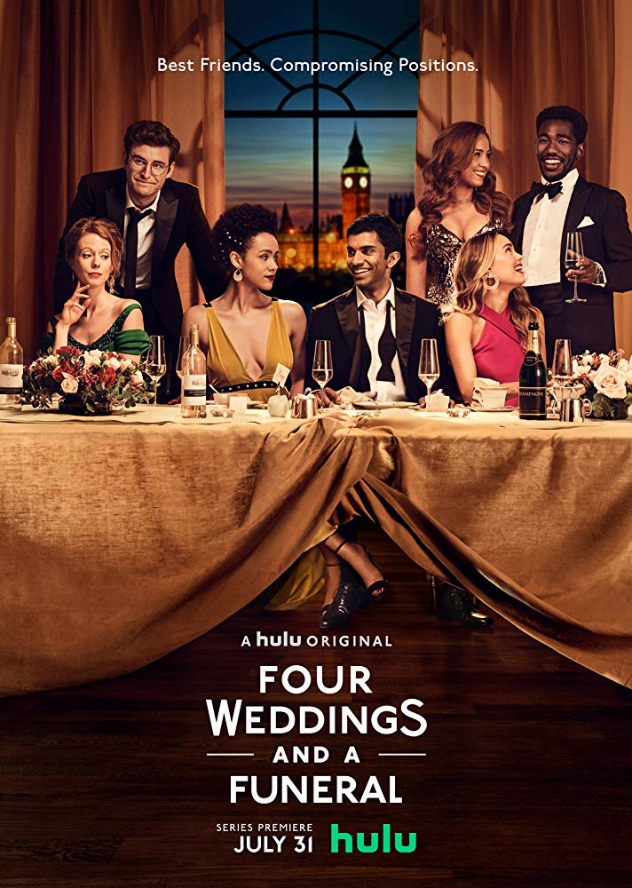 Four Weddings and a Funera