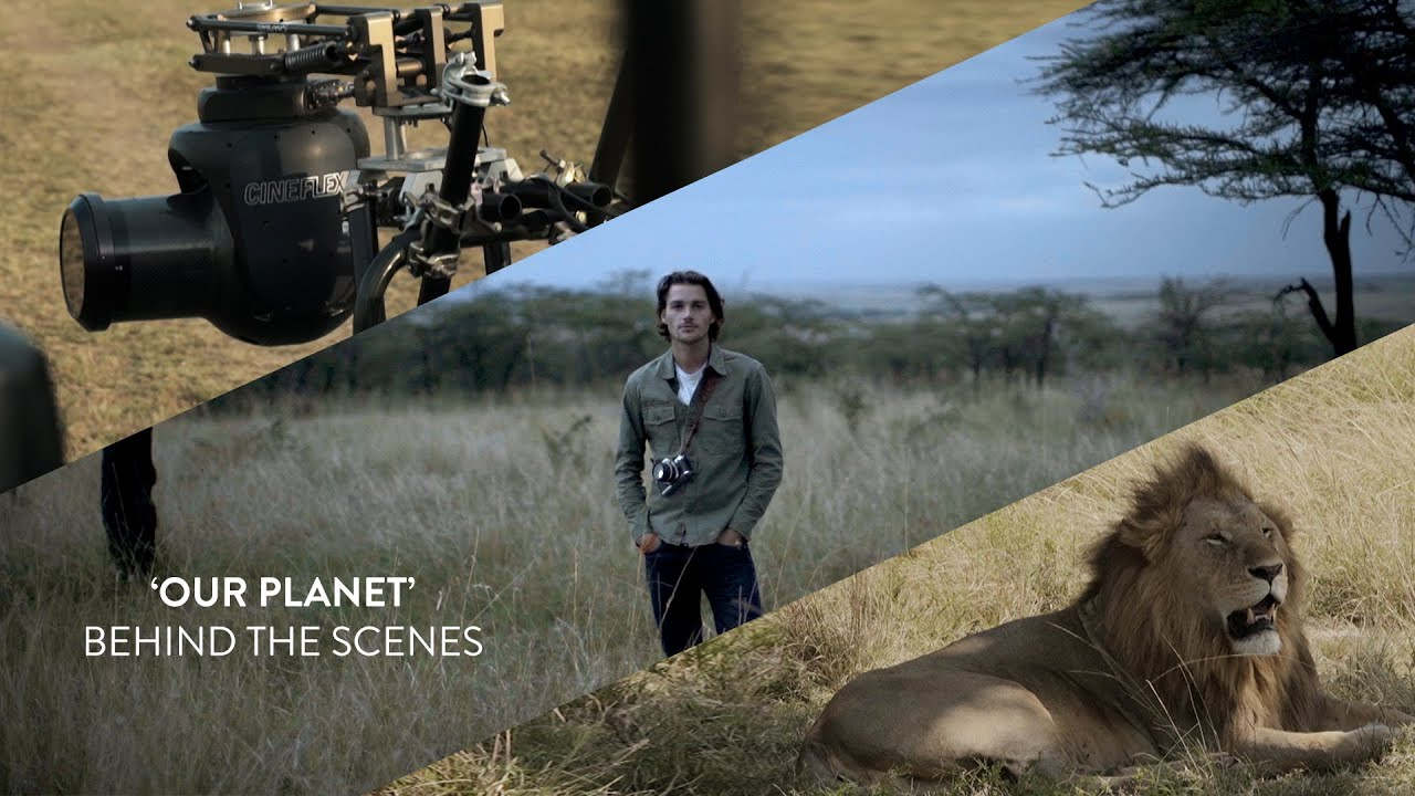Our Planet Behind the Scenes