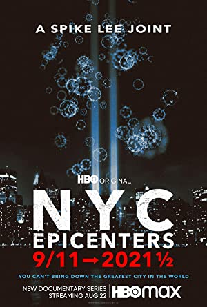 NYC Epicenters 9/11-2021½