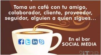 cafe del social media